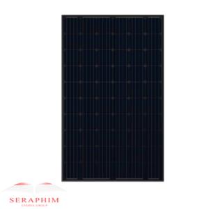 Seraphim 300W Mono 60 Cell All Black SEG-6MB-300BB X-Frame