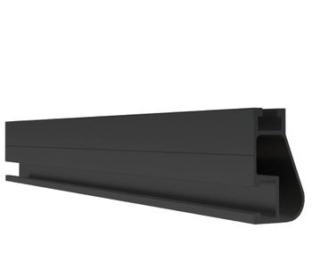 IRONRIDGE XR-100-168B 14' BLACK XR100 RAIL