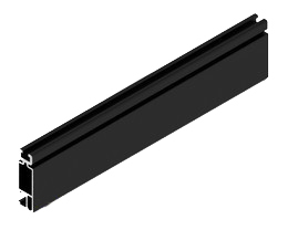 "Unirac SM STD Rail 240"" Dark"