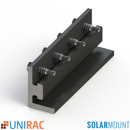 Unirac SM Splice Pro Dark